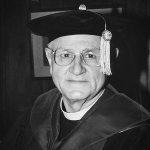 Rev. Dr. H. A. G. Hassessian 1981-1985, 1995-1996