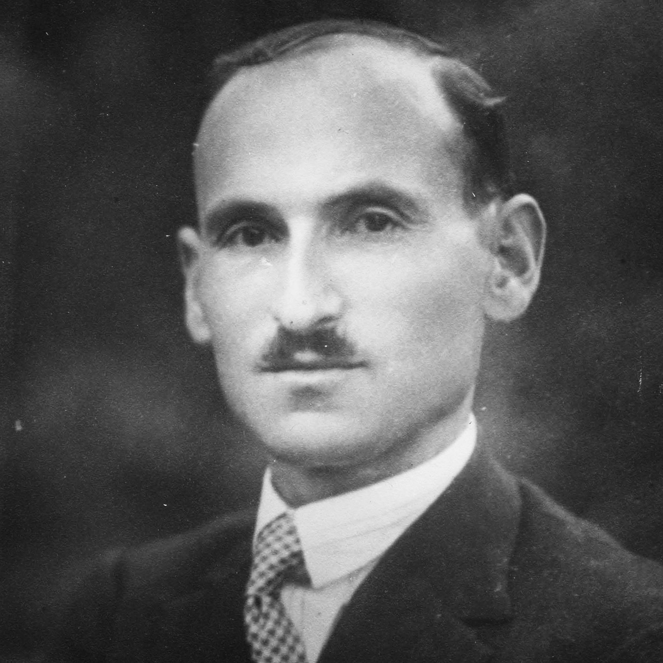 Rev. Nishan Bekian  1936-1942