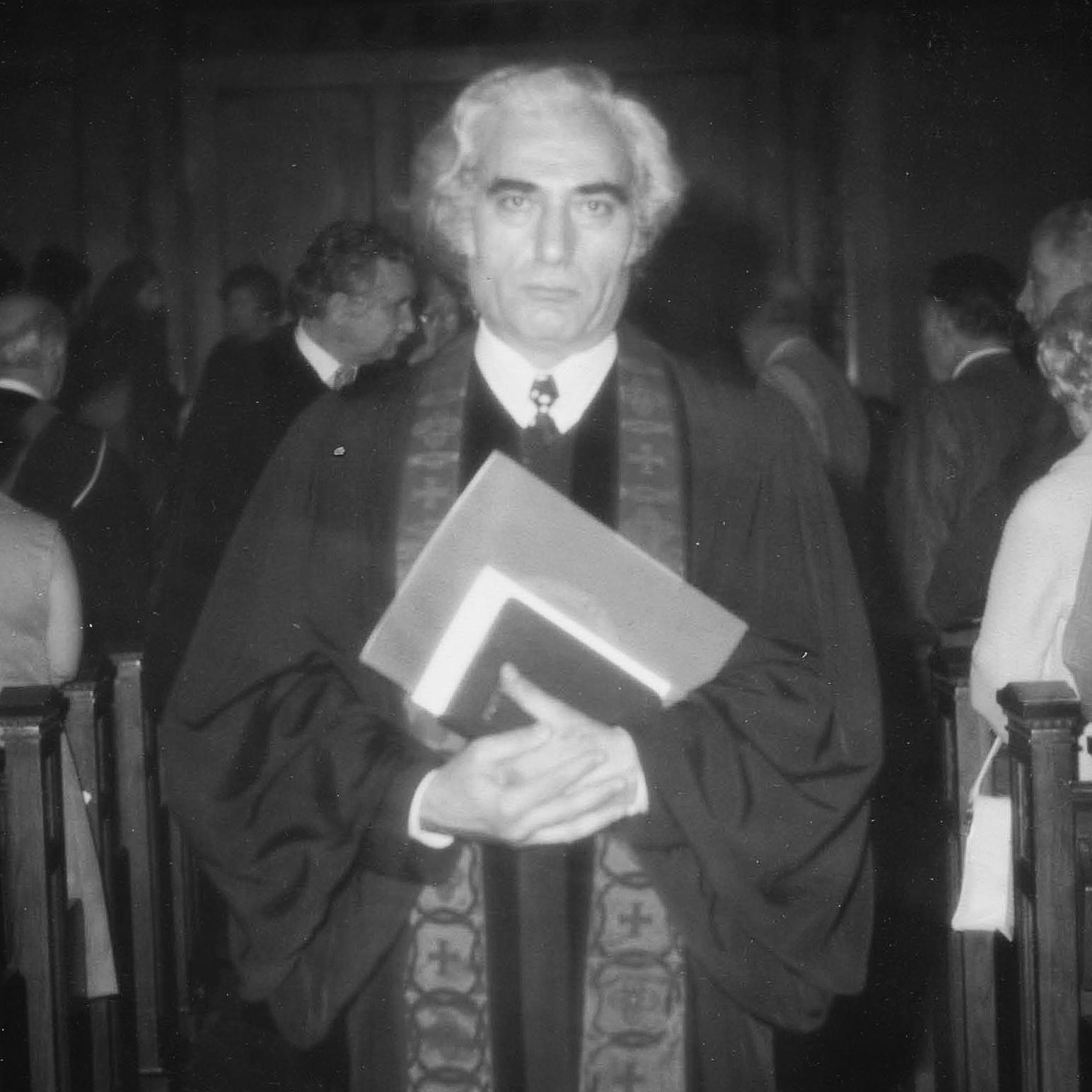 Rev. Zenas Ilanjian 1976-1979