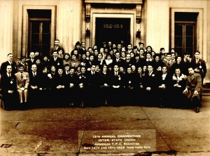 12th Annual Convention of 1936