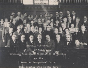 AMAA Annual Convention of 1966 at AECNY
