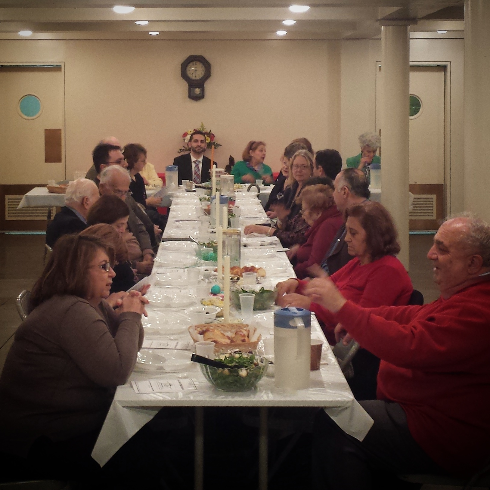Maundy Thursday Supper & Service of 2014