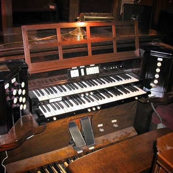 Original Skinner Organ
