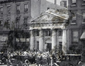 Members Flooding AECNY in the Late 1920's